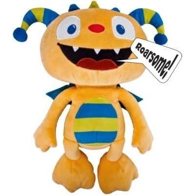 Stupendous Henry Hugglemonster Talking Soft Toy -- by Henry Hugglemonster Inspire: Toys & Games