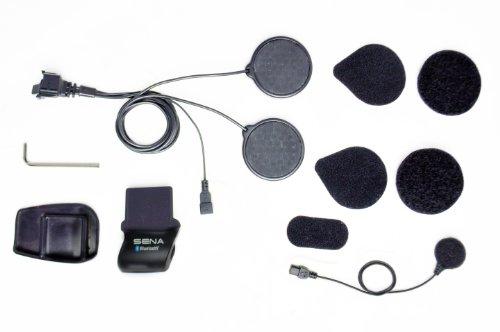 Sena SMH5-A0312 Helmklemmenset mit Steckverbinder - kabelgebundenes Mikrofon