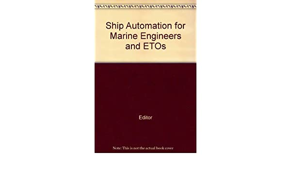 ship automation for marine engineers and etos ebook