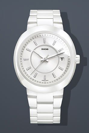 Rado R15519702 D-Star Lady L Ceramic Jubile Quartz Watch