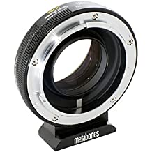 Metabones Canon FD Lens to Sony E-Mount Camera ULTRA Speed Booster, Matte Black