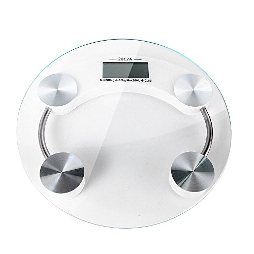 NEW Personal Household Glass Health Weight Scale Digital Electronic Scales Max 180kg