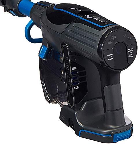 Shark IONFlex 2X Lightweight Cordless Stick MultiFLEX, DuoClean for Carpet & Hardfloor, Hand Vacuum Mode 2 Removable Batteries (IF252)