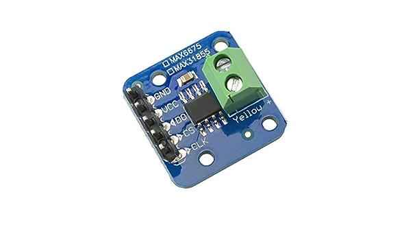 MAX31855 Thermocouple Breakout Board Readable Temperature Sensor For