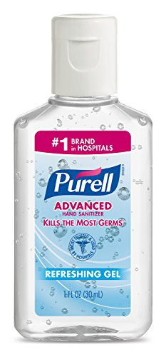 PURELL Advanced Sanitizer Count Display
