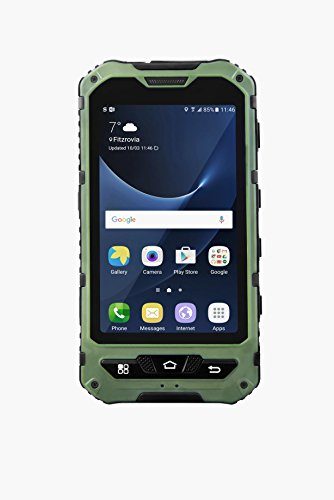XElectron H20 4 Inch IP68 Waterproof 3G Rugged Android 4.4.2 Unlocked Cell Phone  Smartphone 1.3GHz Quad Core Dual Sim Dustproof Shockproof GPS 5MP Camera,  ...