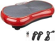 Pinty Whole Body Vibration Machine Vibrating Platform, Standing Vibration Plate Shaking Machine Lose Weight Fi