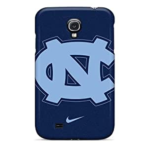 LeoSwiech Samsung Galaxy S4 Shock Absorption Cell-phone Hard Covers Customized Stylish University Of North Carolina Tar Heels Pictures [luw27096LxKw]