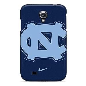 New University Of North Carolina Tar Heels Tpu Skin Case Compatible With Galaxy S4
