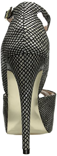 Betsey Johnson Dames Angelick Taupe Multi