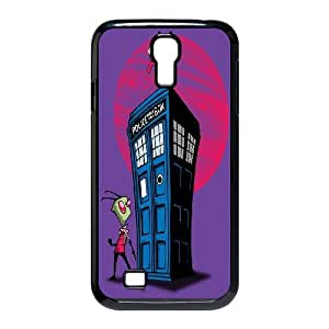 JenneySt Phone CaseInvader Zim Gir Design For SamSung Galaxy S4 Case -CASE-17