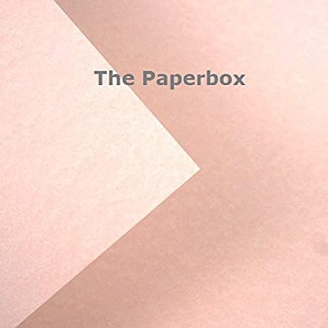 certificate paper 10 A4 Rose Pink Parchment Paper 100gsm