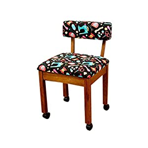 Delicieux Arrow Sewing Print Material Sewing Chair
