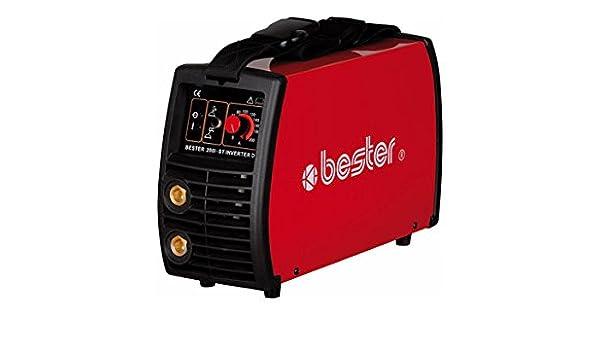 Lincoln-Kd K69000-2 - Equipo Soldar Inverter Bester 130I-S C/A: Amazon.es: Bricolaje y herramientas