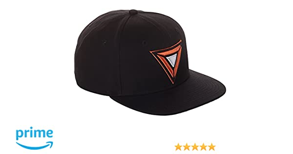 Amazon.com : League of Legends Official Snapback, PROJECT, Black/Orange, One Size : Sports & Outdoors