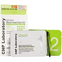 CNP Laboratory Anti-Pore Black Head Clear Kit, 3 Sets