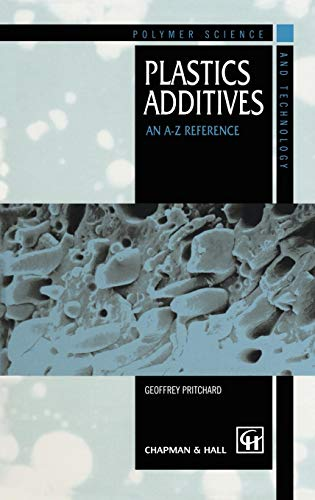 Series Pigment - Plastics Additives: An A-Z reference (Polymer Science and Technology Series)