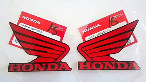 vintage honda sticker - 5