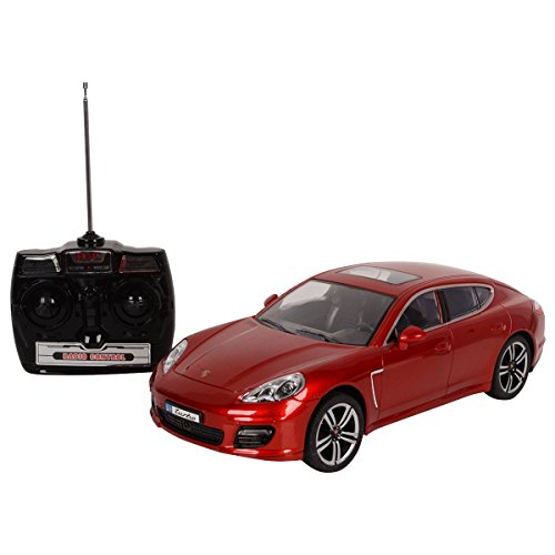 Costzon 1:14 Porsche Panamera Licensed Electric Radio Remote Control RC Car w/Lights (New Electric Radio Control)