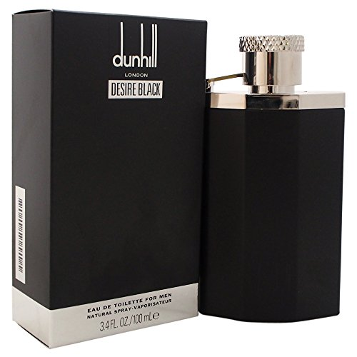 (Desire Black by Dunhill for Men - 3.4 oz EDT Spray)