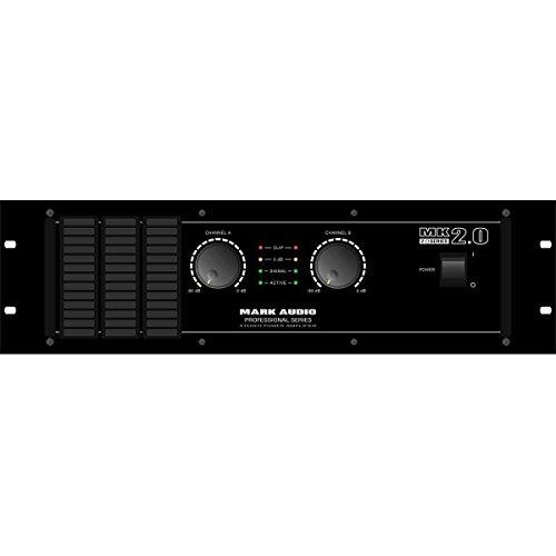 Amplificador Mark Áudio MK 2.0 2000W 2 Ohms