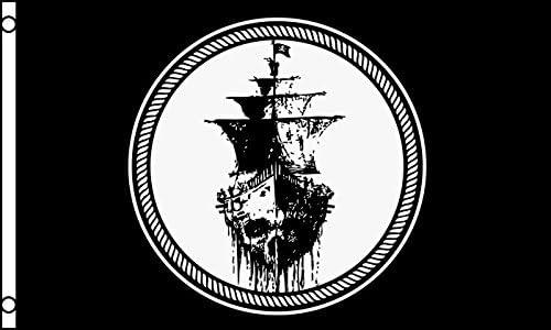 Drapeau tête de mort 14