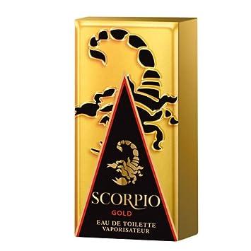 Scorpio De Vaporisateur Flacon Ml Homme Gold 75 Eau Pour Toilette KcT15luF3J