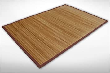 Bambusteppich Bambus Teppich Jmc005 200x300cm 200x300cm Amazon De