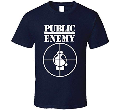 JDhfrk Public Enemy Hip Hop Rap Group T Shirt by JDhfrk
