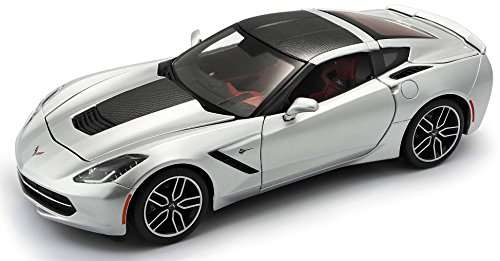 Maisto Exclusive Edition 1:18 2014 Corvette Stingray Z51 Diecast Vehicle ()