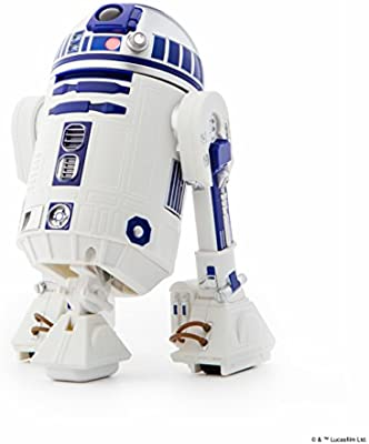 Star Wars Smart App Enabled R2-D2 Remote Control Robot RC Interactive Droid