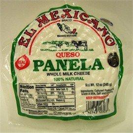 Queso Panela El Mexicano Whole Milk Cheese TriPack