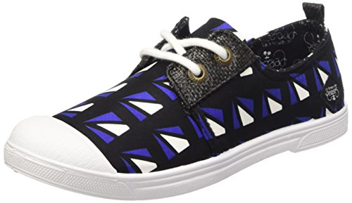Zapatillas Azul LTC Fancy Basic Le Des Oscuro Cerises 02 Graphic Temps Mujer 8wIvtY