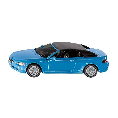 BMW 645i Convertible 1,64 /ème Siku 1007 V/éhicule sans piles