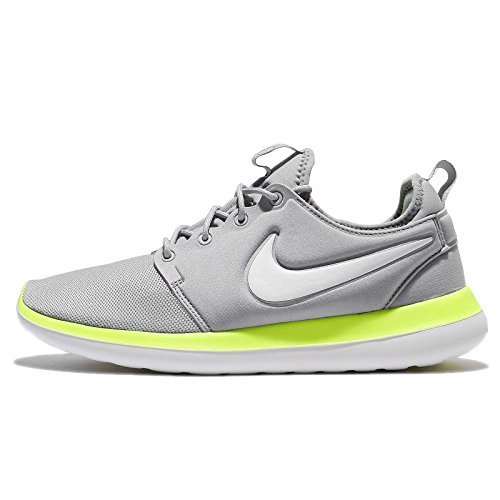 Mens 007 Grey Size 5 Two 844656 11 Roshe Nike Shoes Wolf Volt White Running 6vSSqw