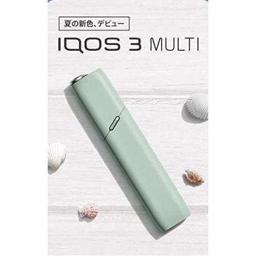 IQOS3 MULTI 멀티 민트 신색국내 정규품