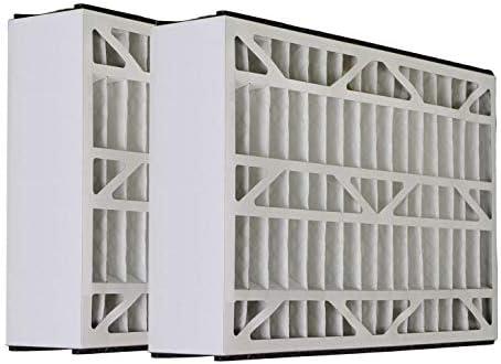 [해외]Tier1 20x25x5 Merv 13 Replacement for Skuttle AC Furnace Air Filter 2 Pack / Tier1 20x25x5 Merv 13 Replacement for Skuttle AC Furnace Air Filter 2 Pack