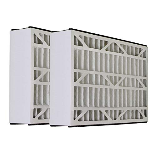 Tier1 Replacement for Skuttle 20x20x5 Merv 13#000-0448-003 Air Filter 2 Pack -  DPFR20X20X5M13DSL