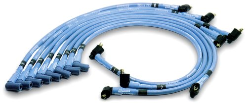Moroso 72402 Blue Max Spiral Core Sleeved Wire Set