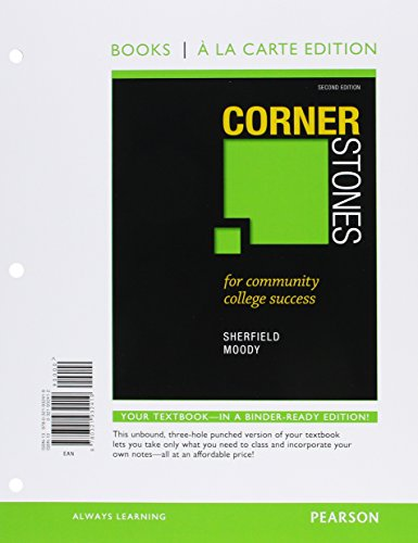 Cornerstones F/Community Coll...(Loose)