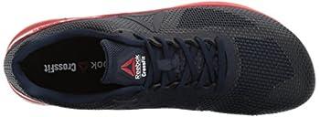 Reebok Men's Crossfit Nano 7.0 Cross-trainer Shoe, Collegiate Navyprimal Redwhiteblack, 10 M Us 7