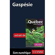 Gaspésie (French Edition)