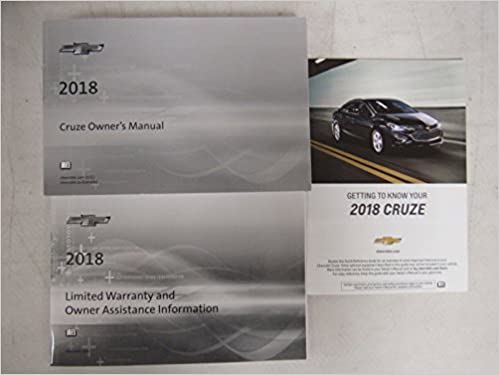 chevy cruze owners manual