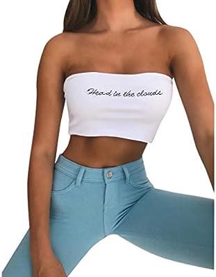 YKARITIANNA Hot 2019 - Camiseta de malla para dormir, diseño con ...