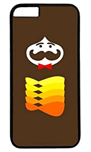 Cute Cartoon Masterpiece Limited Design Case for iPhone 6 PC Black by Cases & Mousepads
