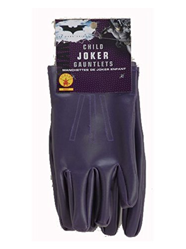 Batman The Dark Knight Child Joker Gloves]()