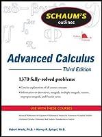 Schaum's Outlines of Advanced Calculus