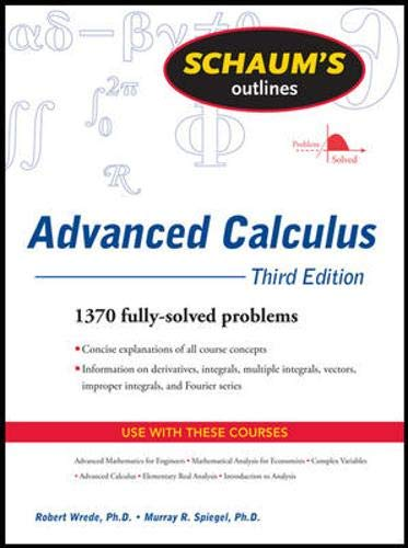 Schaums Outlines of Advanced Calculus