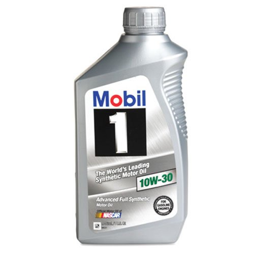 Mobil 1 98HC65 122319 10W-30 Synthetic Motor Oil-1 Quart ()