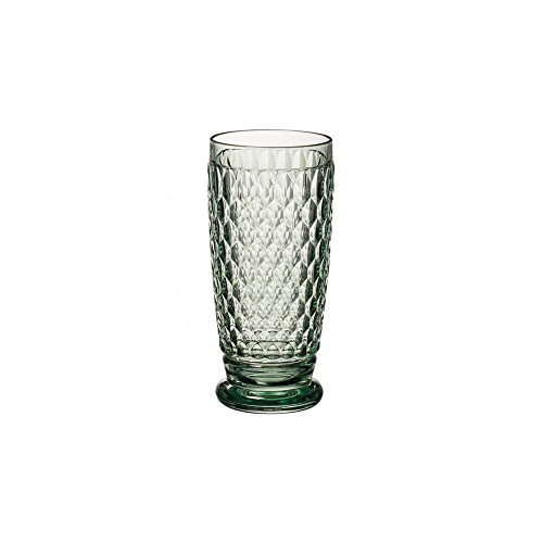 Copo para Cerveja Villeroy e Boch modelo Boston Coloured Verde 400 ml - Cada